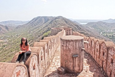 Jaipur Nahargarh Fort Conocer India