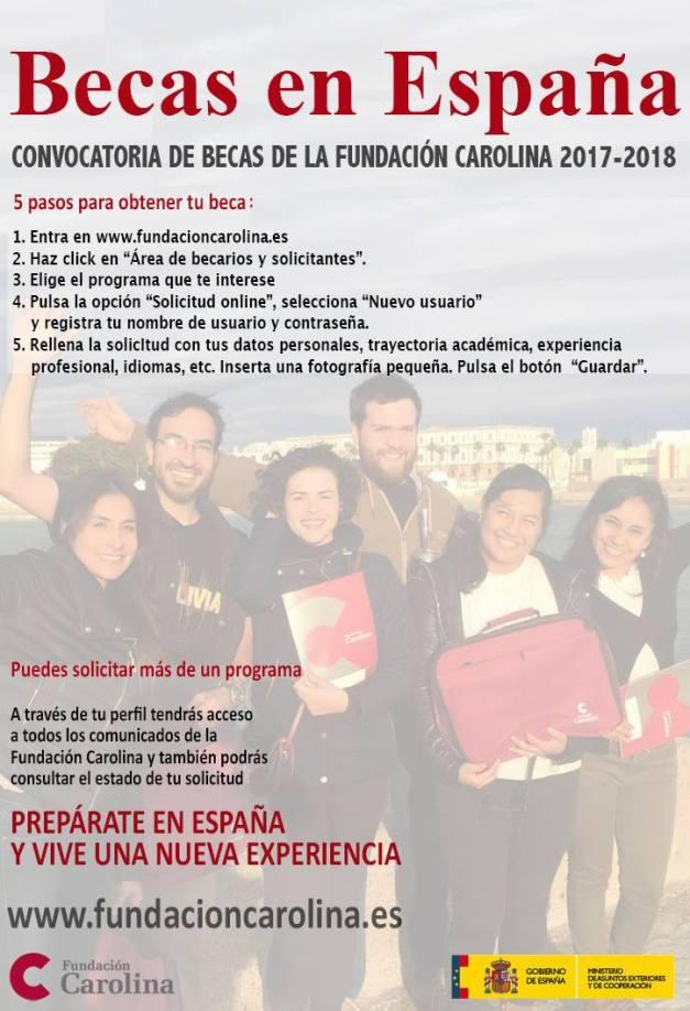 fundacioncarolina-becas-espana-viajarparavivir