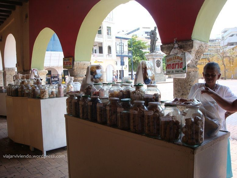 cartagena de indias portal dulces