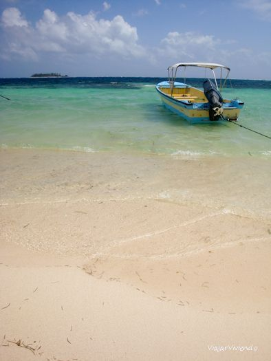 playa san andres colombia