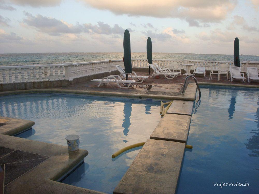 mejor decameron en san andres - piscina Decameron Maryland