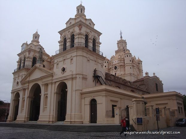 La Catedral de Córdoba capital, Argentina