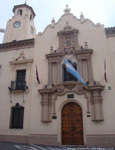 Córdoba Argentina - Colegio Montserrat