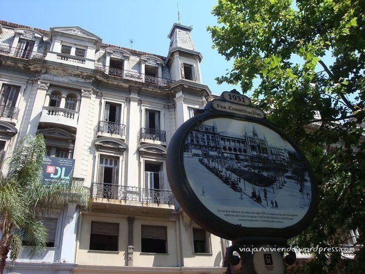 pasear por la peatonal de Montevideo
