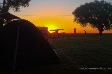 Ultimo atardecer del 2012 en Victoria, Entre Rios
