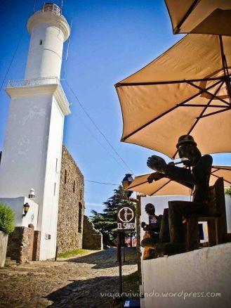 faro Colonia del Sacramento Uruguay