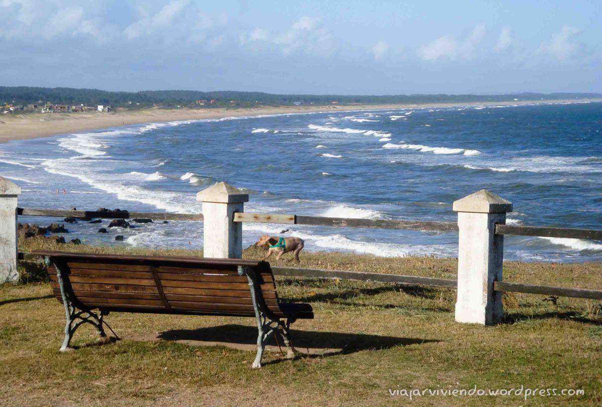 vistas de La Pedrera Uruguay