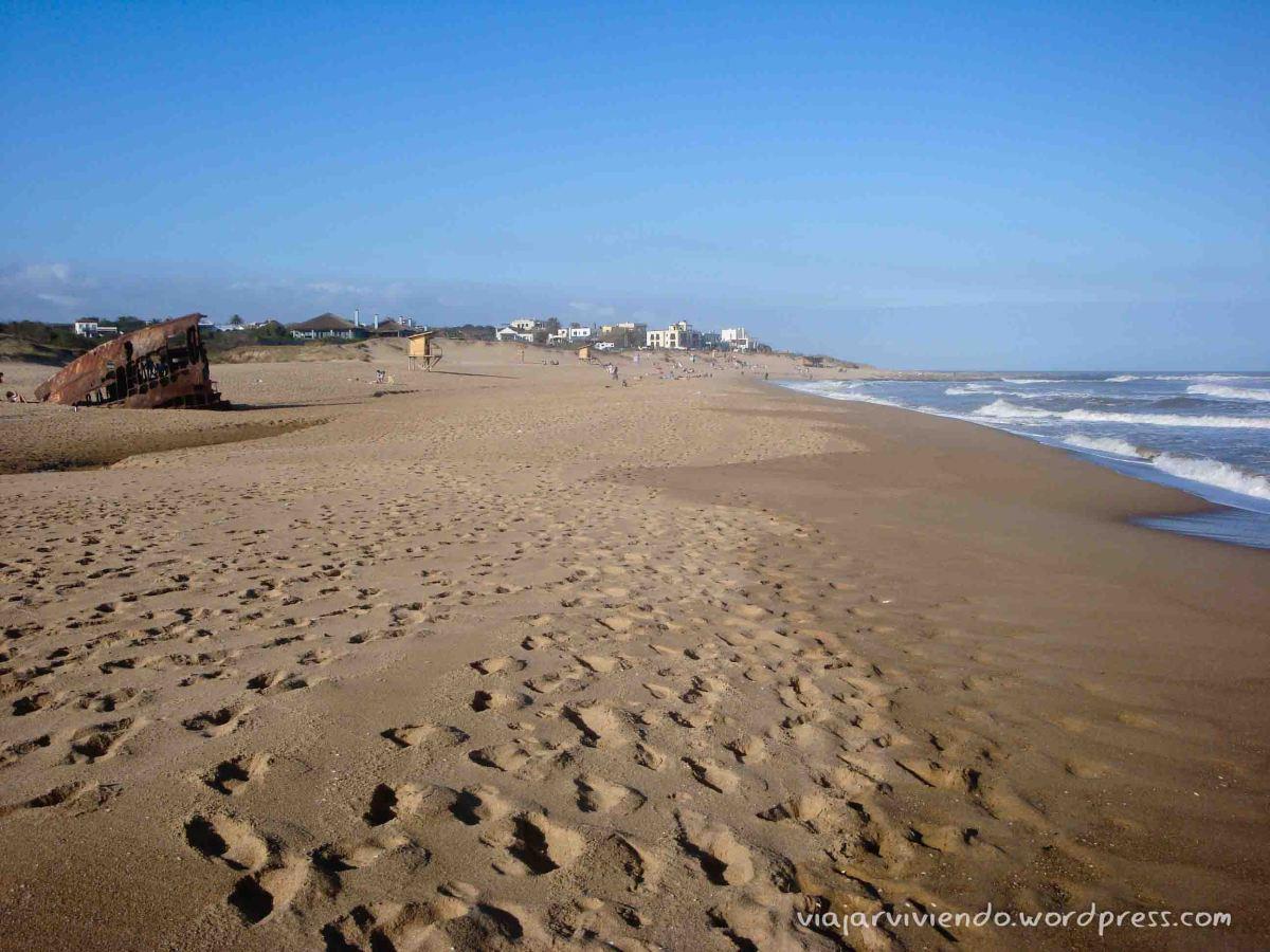 playas de La Pedrera Uruguay