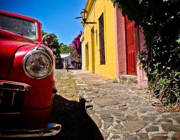 unos dias en Colonia del Sacramento Uruguay