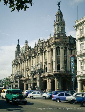 el Gran Teatro de la Habana es el más antiguo de América