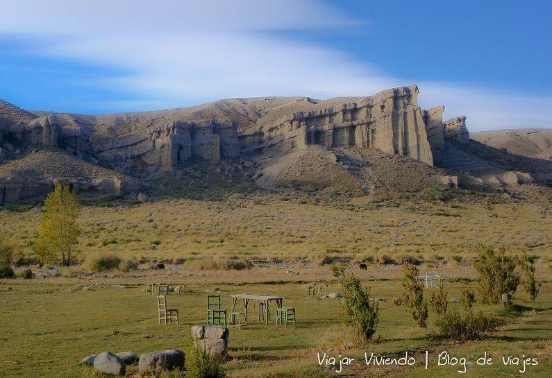 viaje a Castillos de Pincheira