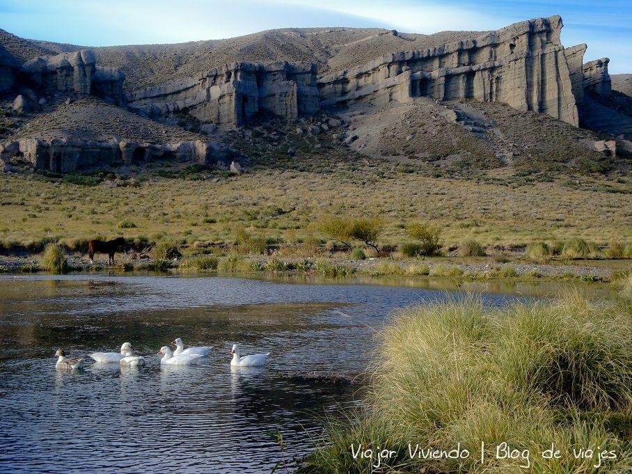 Castillos de Pincheira - paisaje