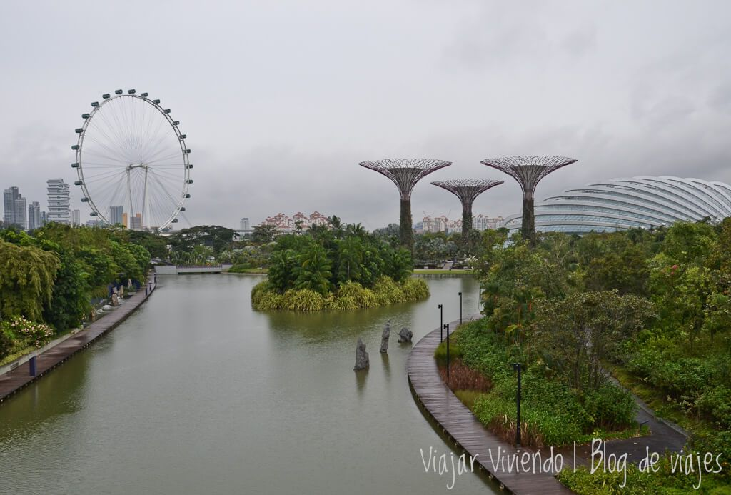 Gardens by The Bay - que hacer en Singapur gratis