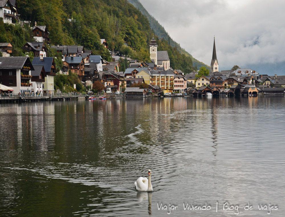 hallstatt austria alpes