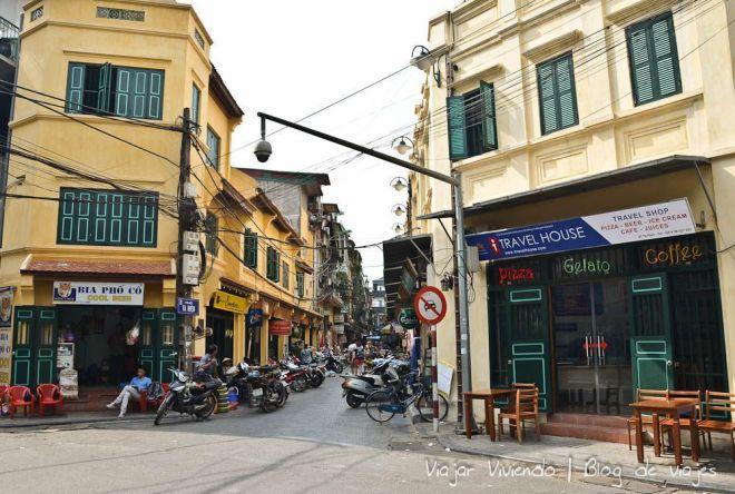 hanoi barrio antiguo