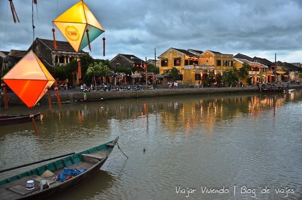 hoi an vietnam - consejos viajar a Vietnam