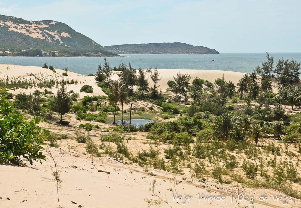 dunas de Mui Ne Vietnam