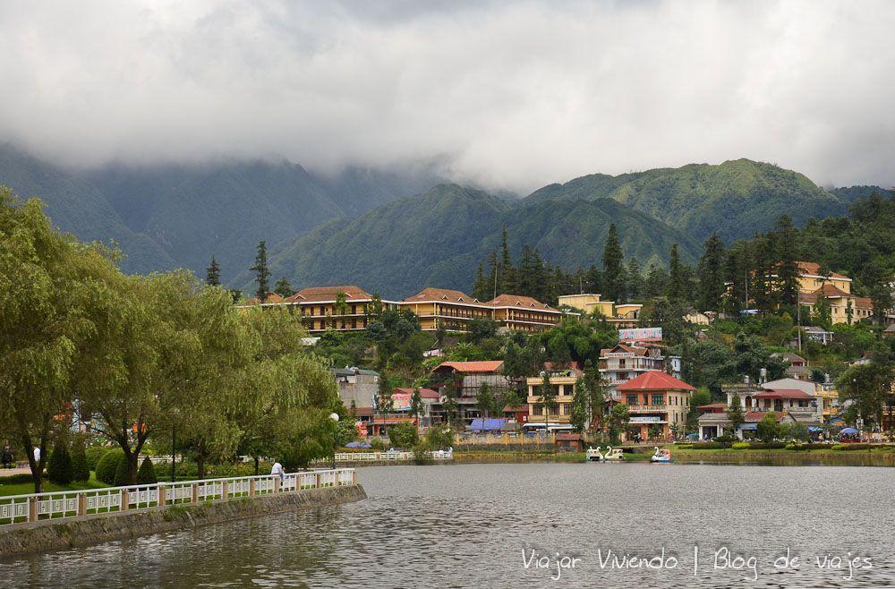 sapa vietnam lago