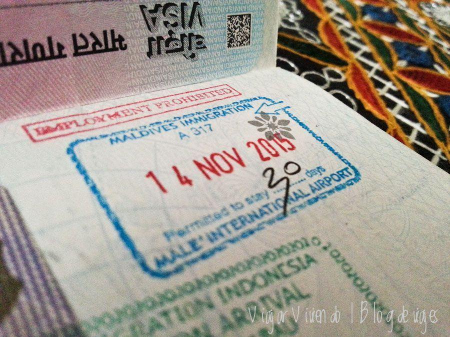 visa maldivas gratis aeropuerto - visa para viajar a India, Nepal y Maldivas