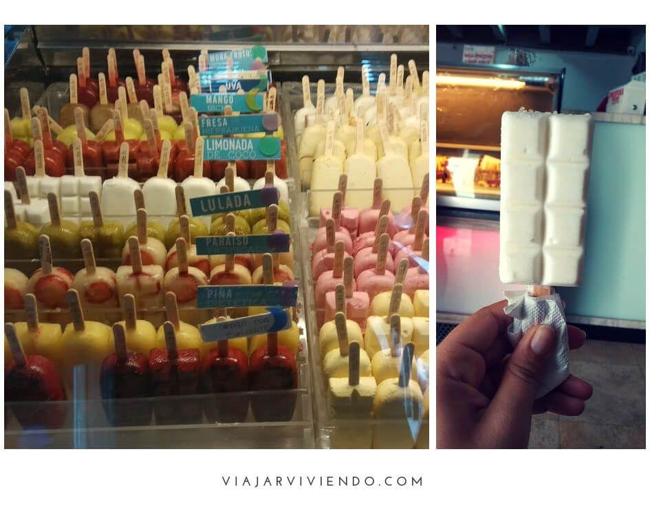 Paletteria - helados de paleta en cartagena