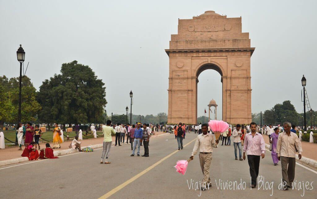 viajar al Triángulo de Oro - Delhi