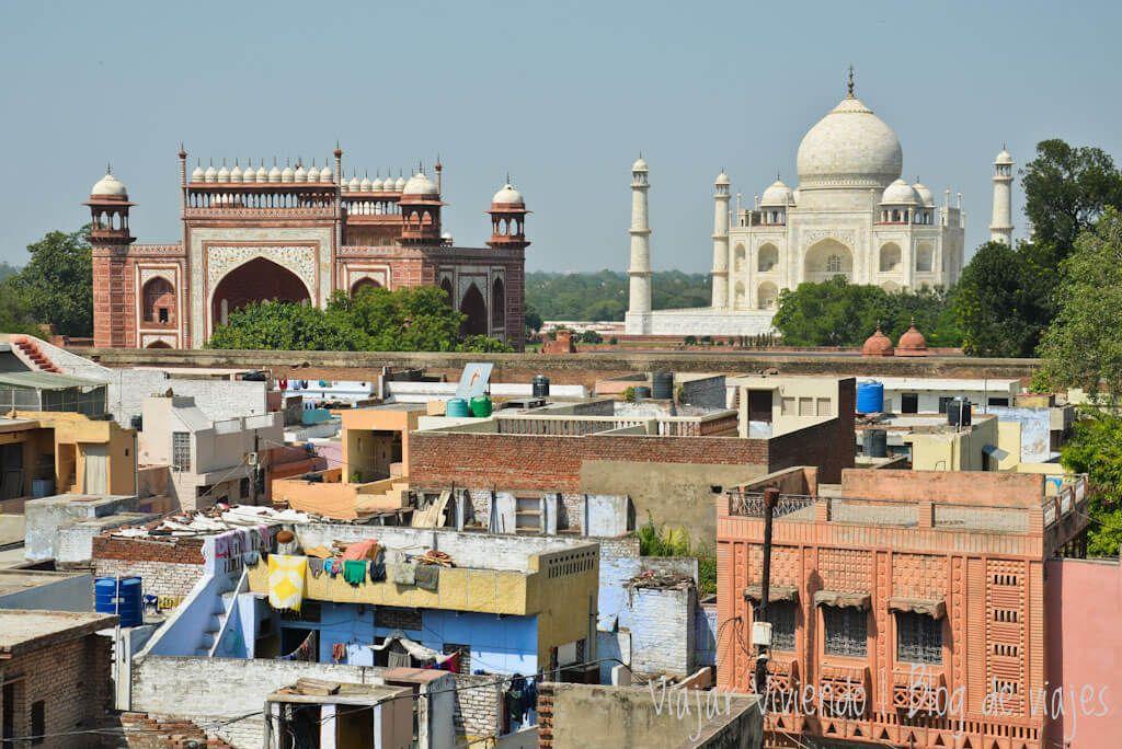 viajar al Triángulo de Oro - Agra