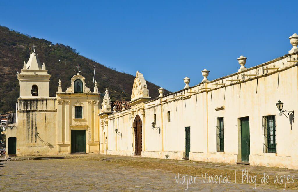 qué hacer en Salta en unos dias - convento San Bernardo