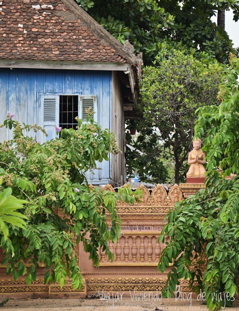 itinerario viajar a Camboya - Battambang