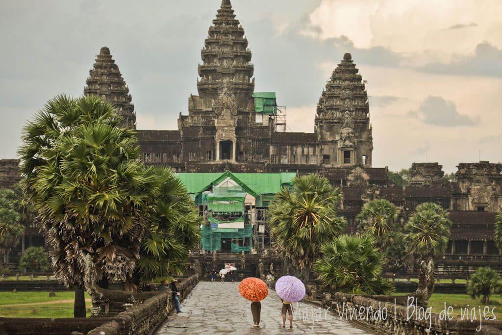 itinerario viaje a Camboya - Angkor