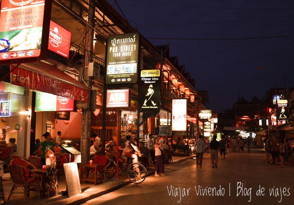 itinerario viajar a Camboya - Kratie