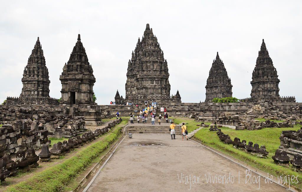 Prambanan - que ver en Java Indonesia