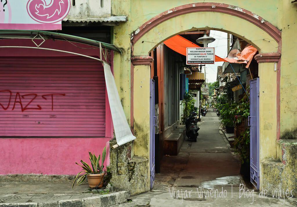 Yogyakarta - que ver en Java Indonesia