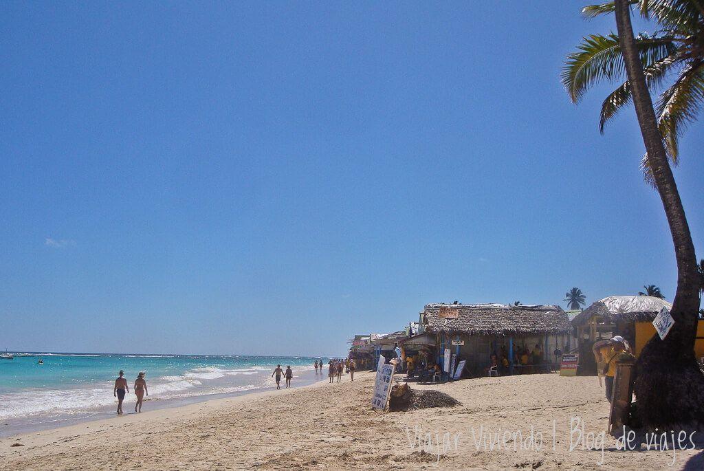 Playa de Punta Cana en El Cortecito