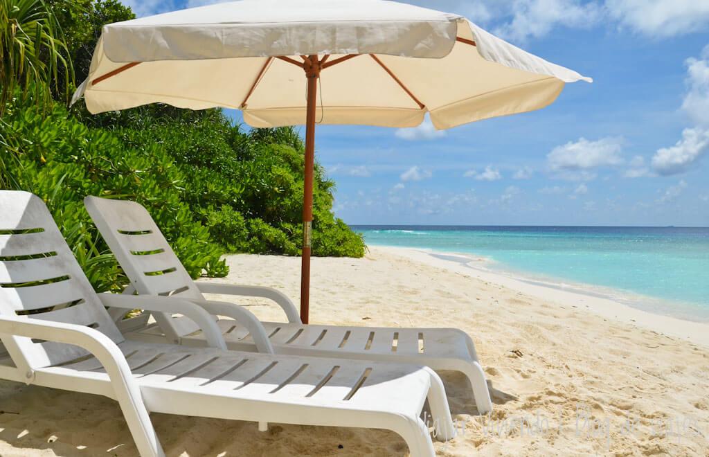 bikini beach maldivas