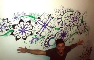 Mural mandala