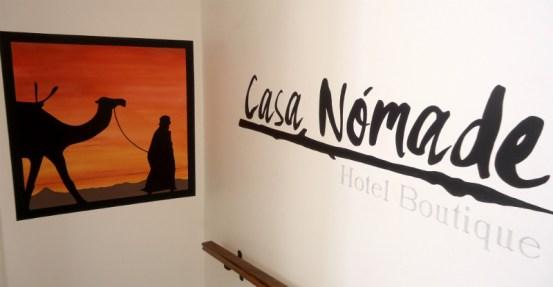 Logo Hotel Casa Nómade