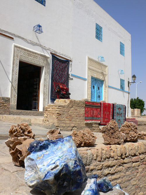 Rosas del Desierto, Túnez
