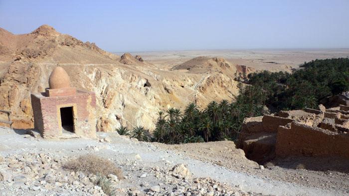 Chebika - Viaje a Túnez