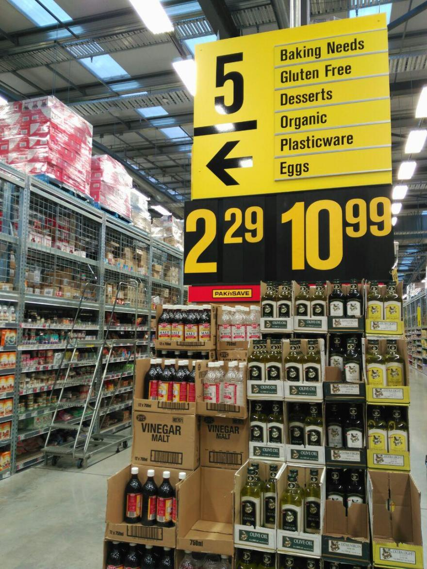supermercado paknsave nueva zelanda