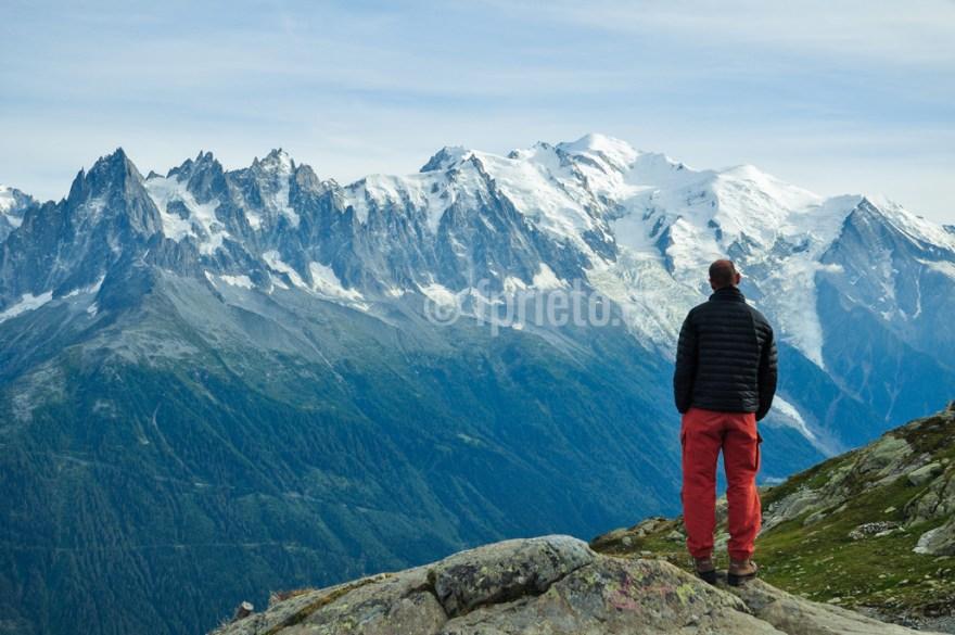 Trekking Alpes Franceses Chamonix Mont Blanc