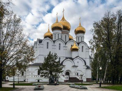 Catedral de la Asunción de Yaroslavl
