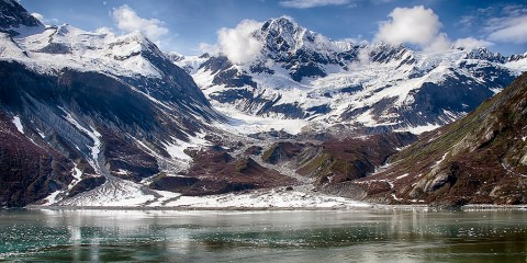 Parques de Kluane, Wrangell-St. Elias, Glacier Bay y Tatshenshini-Alsek