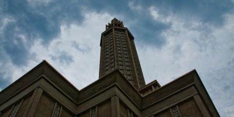 Le Havre, ciudad reconstruida por Auguste Perret