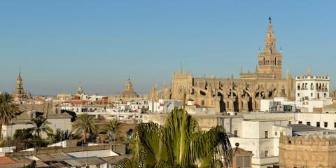 Catedral, alcázar y Archivo de Indias de Sevilla