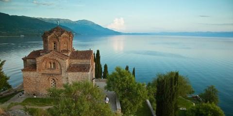Patrimonio natural y cultural de la región de Ohrid
