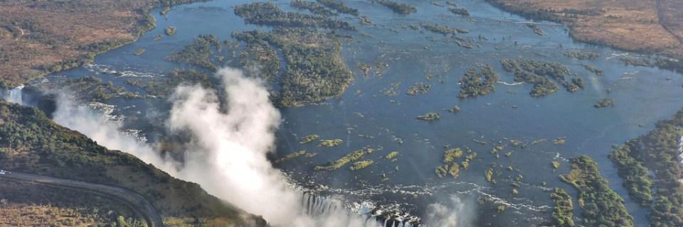 Mosi-oa-Tunya (Cataratas Victoria)