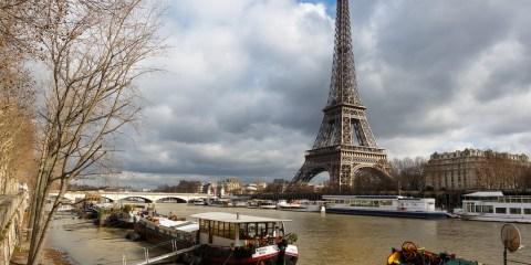 París (orillas del Sena)
