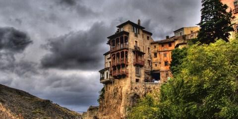 Ciudad histórica fortificada de Cuenca
