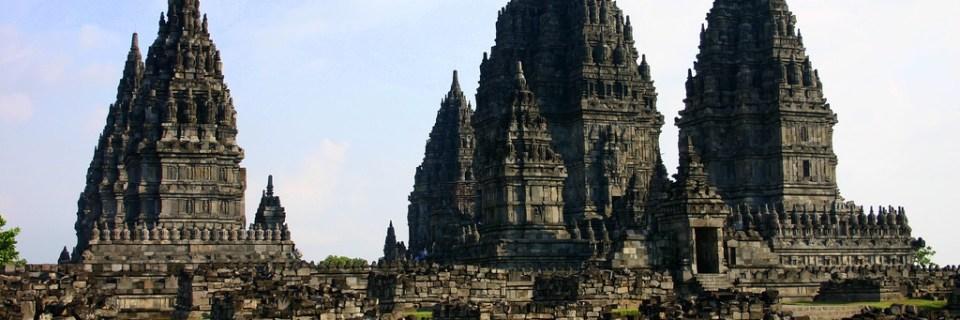 Conjunto de Prambanan