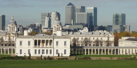 Greenwich marítimo